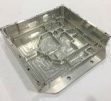 pièces de rechange d'usinage CNC en aluminium pour les télécommunications