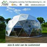 ホテルリゾートのラウンジ部屋(JMGT5)のための白い測地線ドーム展覧会のテント