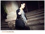 중대한 Handbag 수용량 PU 숙녀 어깨에 매는 가방 핸드백 부대