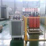 Trasformatore elettronico industriale a bagno d'olio del fornitore 11kv per distribuzione di energia