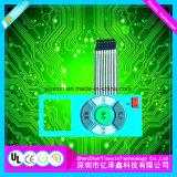 Célèbre marque Yizexin Micro interrupteur à bouton-poussoir électrique