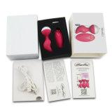 Débit SANS FIL RECHARGEABLE USB 10 vibrateurs G Spot jouets sexuels pour les femmes adultes Oeuf vibrant étanche