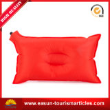 Impresión personalizada almohada inflable NeckpillowAlmohada de viaje