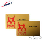 Cr80 신용 카드 크기 PVC 명함 (무료 샘플 카드)