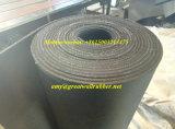 Установите противоскользящие пол оплетка шаблон лист резины напольный коврик с вставки
