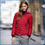 2017 Nova Moda quente um design mais pequeno casaco para baixo para as mulheres roupas