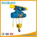 小型電気ワイヤーロープ起重機500kg 600kg 800kgの携帯用電気起重機