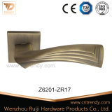 아연 Alloy Door Furniture Hardware Latch Lever Lock Handle (z6357-zr21)