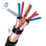 300/500V PE isolés à gaine PVC Instrument individuel Câble blindé