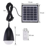 Bewegliches Fernsteuerungskampierendes Lampen-Birnen-Solarlicht für das Garten-Haus im Freien