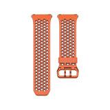 De Band van het Horloge van het Silicone van de sport voor de Ionische Riem van de Vervanging Fitbit, voor het Ionische Silicone van de Riem van het Horloge Fitbit