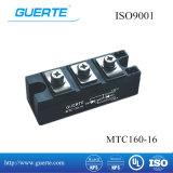 ISO9001のダイオードのモジュールのサイリスタのモジュールMtc 160A 1600V