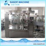 8-8-3 machine de remplissage rotatoire de boisson de l'eau 3in1 2000bph