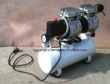 Petite Oilless Mute Air Compressor 0.75HP