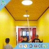 PVC de matériaux de décoration enveloppant l'écran antibruit de panneau de mur