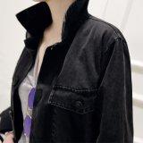 Cappotto su ordinazione del rivestimento di usura di autunno di modo per le donne