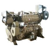 Cummins海洋エンジン(4b 6b 6c 6L N855 K19 K38 K50)の容器のボートの船の引っ張りのはしけのディーゼルモーター、海洋の発電機、海洋のディーゼル機関
