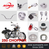 Impulsado 520-32t dentados para 250cc Parts Choppers motocicleta