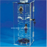 De acryl Showcase btr-F1065 van de Vertoning van het Horloge