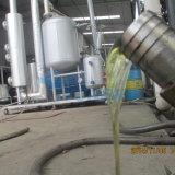 Petróleo inútil de alta tecnología que recicla a la máquina diesel de la destilación