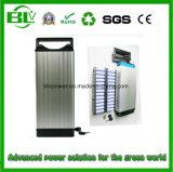 Het achter het Li-Ion van de Batterij van het Lithium van de Fiets van het Rek Elektrische 48V 13ah e-Fiets Pak van de Batterij van de Fiets van de Batterij Elektrische in China met Voorraad