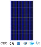 poly panneau solaire 290W avec les piles solaires d'une pente