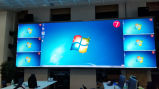 Im Freien Doppelbaugruppe der farbe LED-Bildschirmanzeige-P10