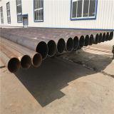 Tubo redondo soldado B del acero de carbón del grado de ERW/LSAW A53 A106