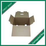 Таможня рециркулирует коробку Cmyk гофрированную печатание
