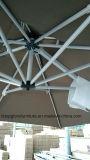 알루미늄 합금 옥외 가구 여가 Roma 우산