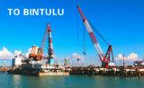 LCL consolideert het Verschepen van de Lading van China aan Bintulu