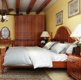 Festes hölzernes Bett-moderne Betten (M-X2736)