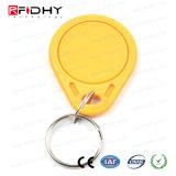 アクセス制御のための125kHz ABS RFID主札Keyfob