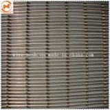 Архитектура металла декоративной сетки для наружной стены