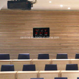 Reloj de tiempo eléctrico de la pared del día y de la fecha del LED Digital