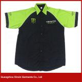 Рубашки гонки экипажа ямы Motocross подгонянных изготовленный на заказ людей сублимации (S07)