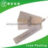 Kundenspezifische Packpapier-Marken-Kleid-Fall-Marke