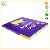子供のボール紙の本の印刷サービス(OEM-GL001)