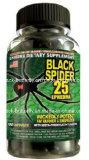 캡슐 체중 감소를 체중을 줄여 규정식 환약 까만 거미