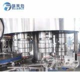 Machine de remplissage carbonatée personnalisée de l'eau de seltz de bouteille automatique