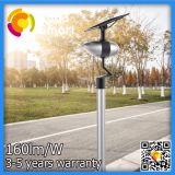 Al aire libre Jardín de LED de Energía Solar Alumbrado Público con altavoz Bluetooth