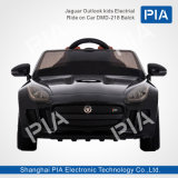 Kind-elektrische Fahrt auf Auto-Fahrzeug-Spielzeug (Schwarzes DMD-218)