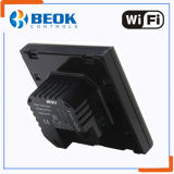 WiFi 원격 제어 지능적인 룸 보온장치를 가진 전기 Underfloor 난방 보온장치