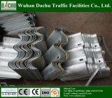 La pulvérisation électrostatique rambarde en acier galvanisé