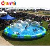 PVC материала Большой надувной бассейн для воды шар Chw1111