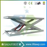 table élévatrice 1ton hydraulique stationnaire