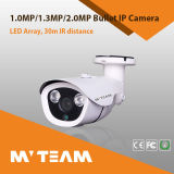 IP67 Rtmp Fiber Optic 200W Pixels Smart Poe Small IP Camera