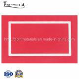 Красный/белый лазер и маршрутизатор CNC лист ABS пластичный