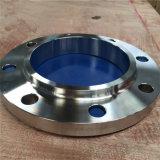 Bride duplex de pivot de Slip-on d'acier inoxydable de la norme ANSI A182 F51