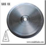 Serviette Serviette de table ronde pneumatique automatique Teethed HSS couteau scie pour la perforation de la machine coupe d'emballage